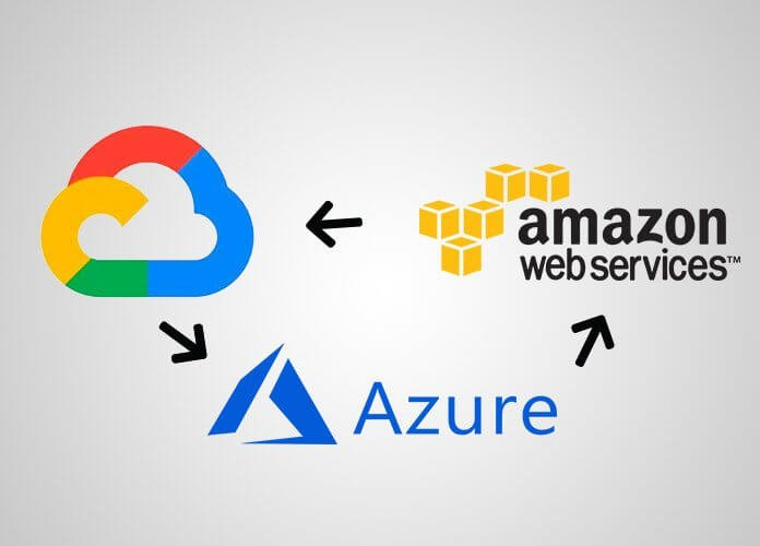 Comparing Google Cloud, AWS