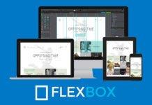 Simple Website Using Flexbox