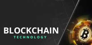 Blockchain Technology Infographic