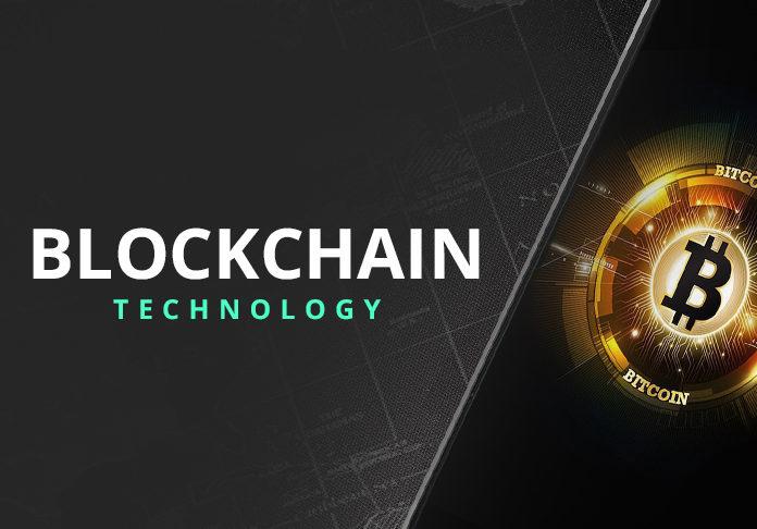 Blockchain Technology Infographic
