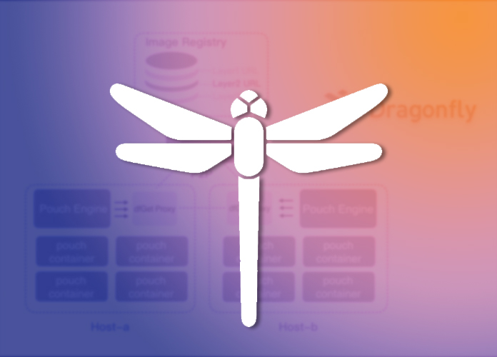 Alibaba's DragonFly - A New P2P File Distribution Framework