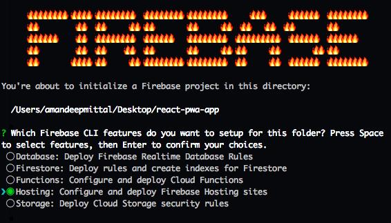 Firebase file