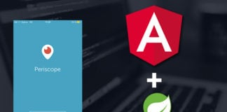 Angular JS & Spring Data JPA
