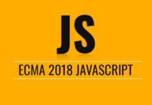 ECMA 2018 Javascript