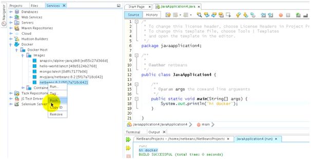 NetBeans 8.2
