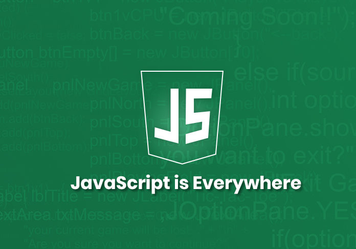 Interactive JavaScript Infographic