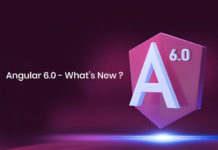 Newest Angular Version 6