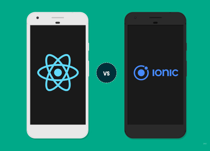 React Native Vs Ionic 2