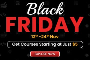 Eduonix Black Friday Sale