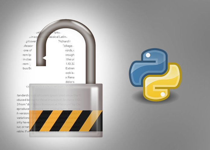 File Encryption Decryption Using Python - Eduonix Blog