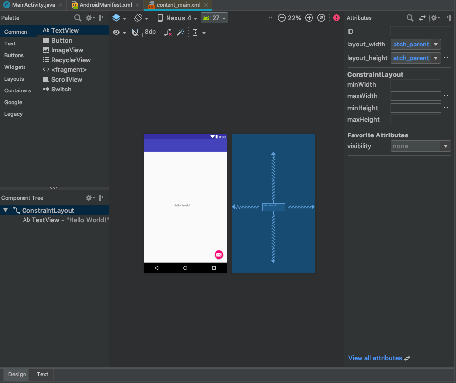 Gradle build file