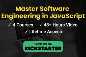 Master Software Engineering in JavaScript