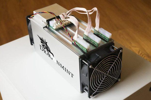 Dragonmint Bitcoin Miner