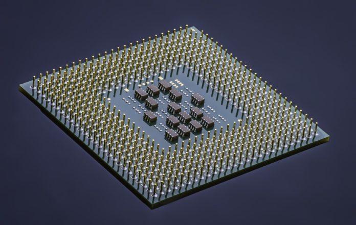 Amazon Inferentia chip
