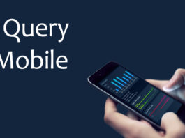 jQuery mobile featured image