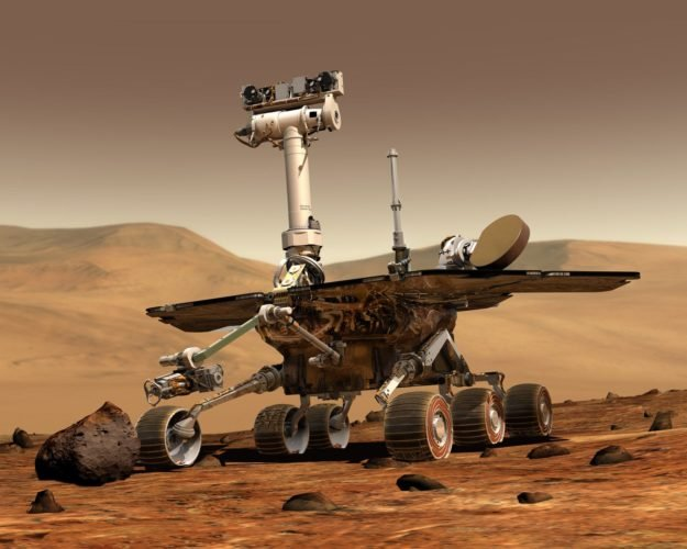mars-rover-space