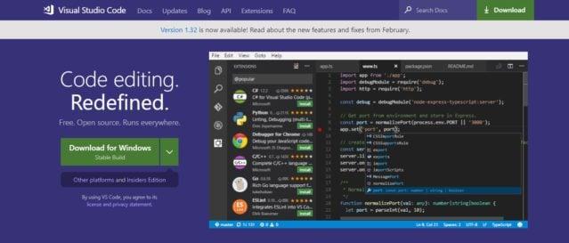 Visual Studio Code IDE
