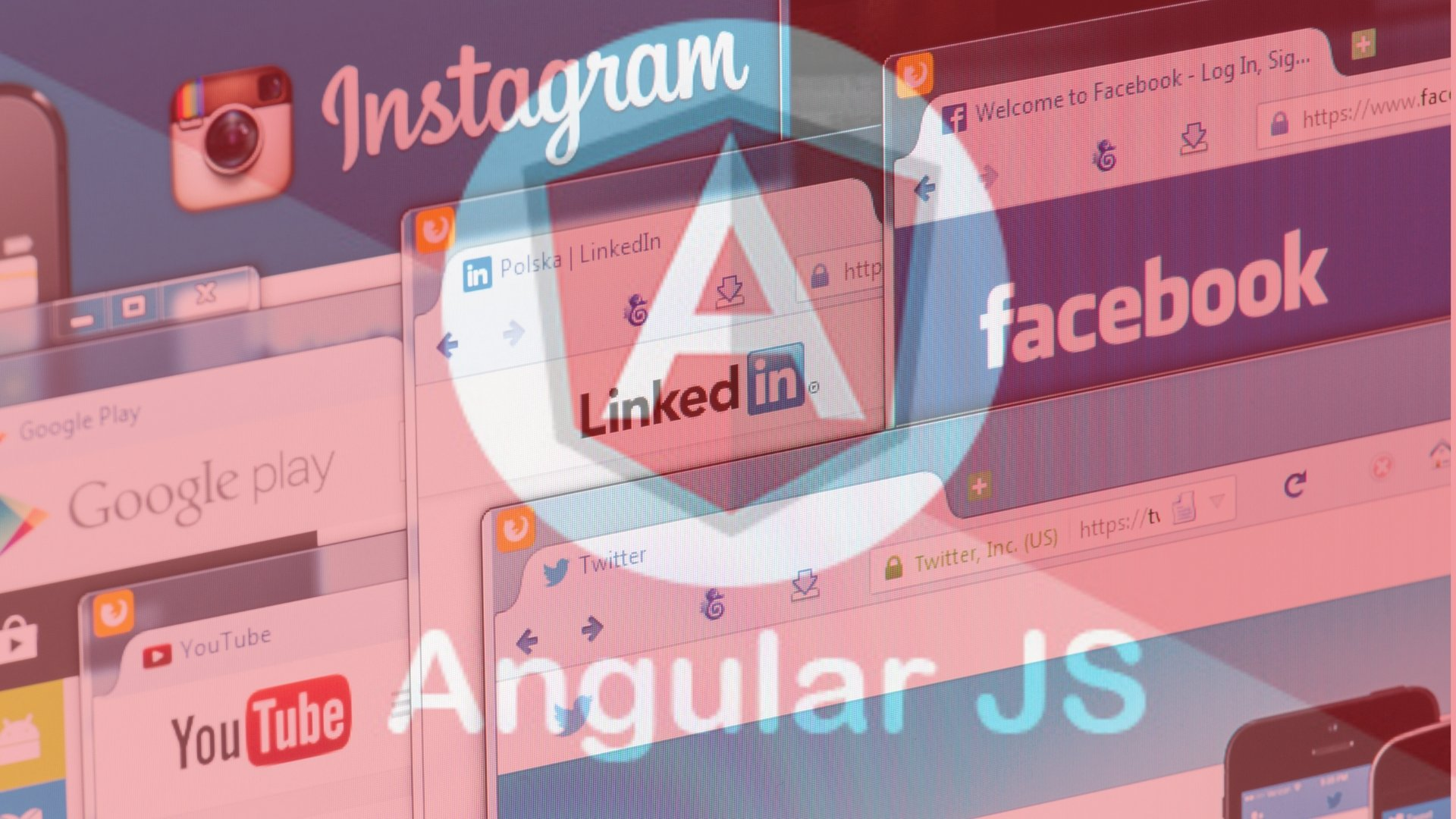ff8c2a4c679b9 AngularJS is a JavaScript framework by Google designed to create dynamic web  apps. AngularJS is a complete solution for developing a front end based ...
