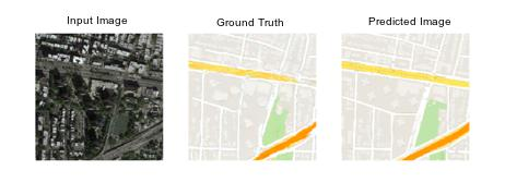 Figure 2. Image Translation for which we trained the pix2pix GAN (Maps Dataset)
