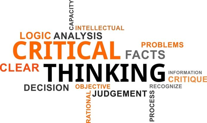 Importance of critical thinking for Current Businesses- Featured Image