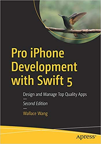 Pro iPhone Development with Swift 5- 1