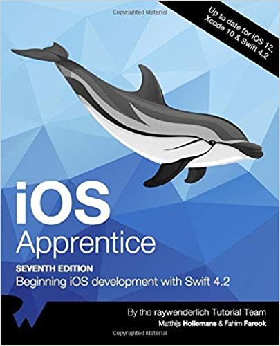 iOS Apprentice- Beginning iOS development with Swift 4.2- 10