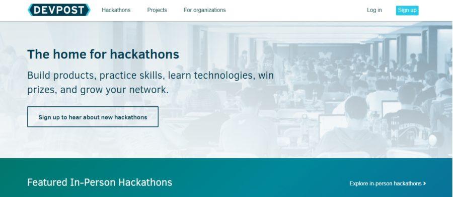 Hackathon by Devpost