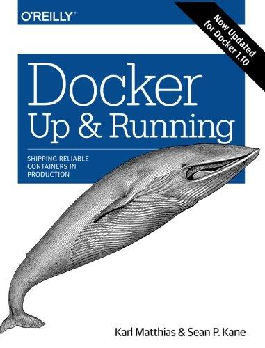 Docker up & running