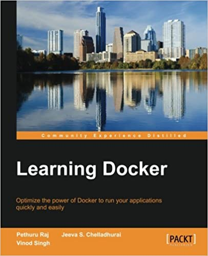 learning docker