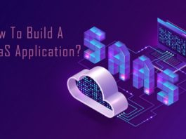 Build a SaaS application from scratch