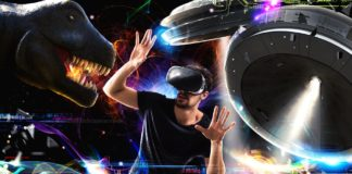 VR gaming, virtual reality, augmented reality, gaming