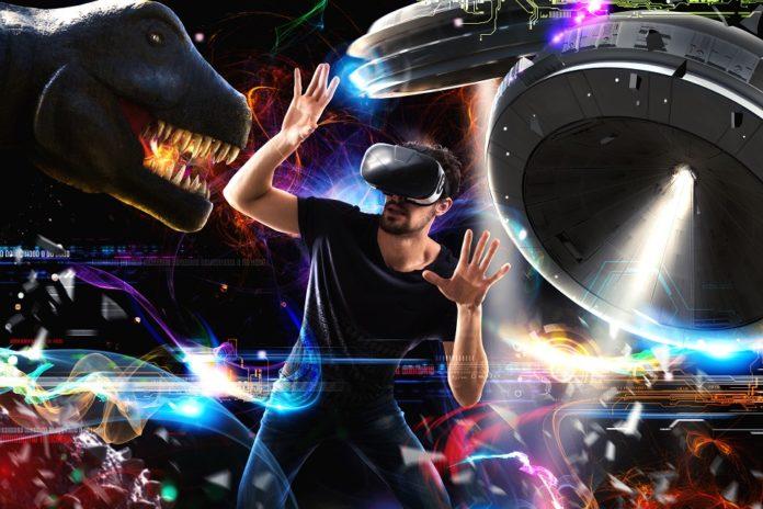 VR gaming, virtual reality, augmented reality, gaming
