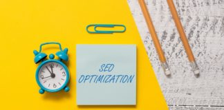 SEO, SEO Optimization, Clock