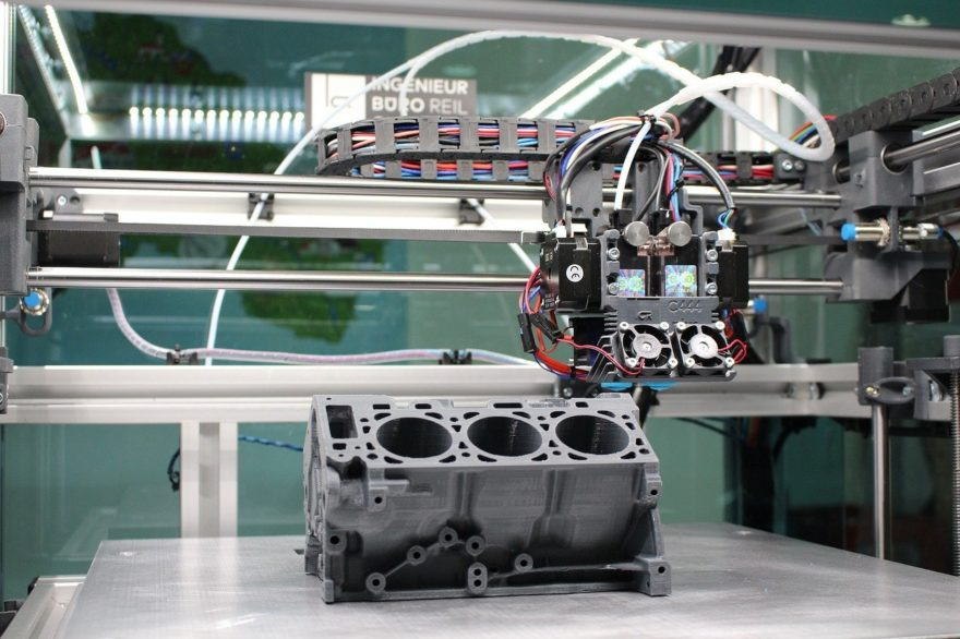 3d printers for aerospace