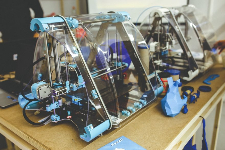 what is 3d printing technology