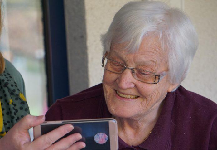 older people- tech