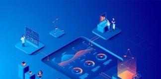 linux, node.js application, deployment, data science, graphs, statistics