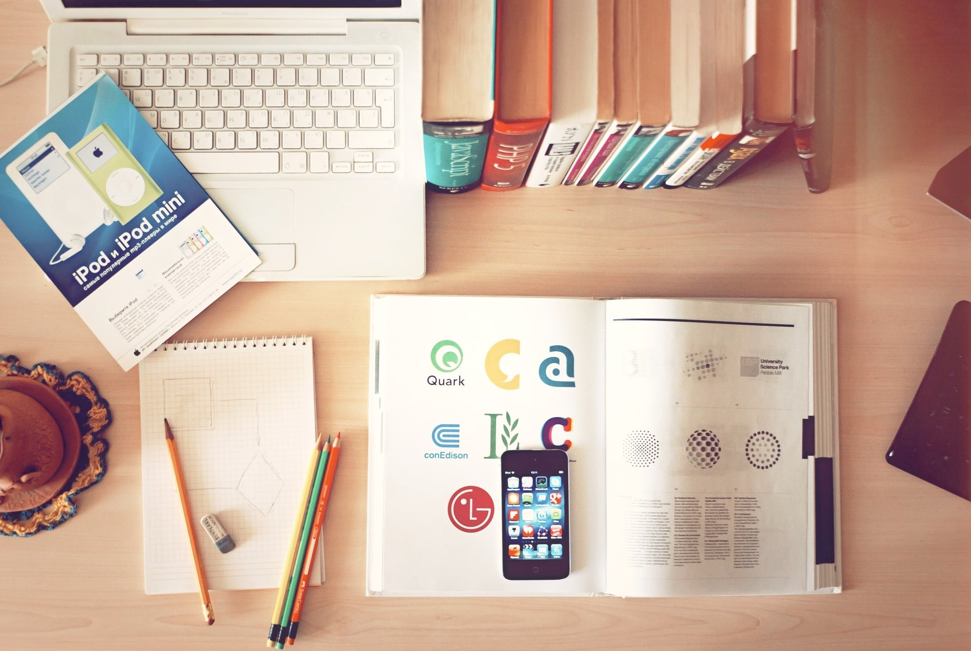 Study, books, college, student, mobile